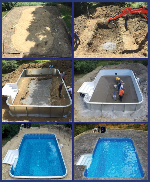Swimming Pool Services In NH And MA
