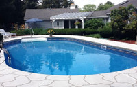 Inground Vinyl Pools