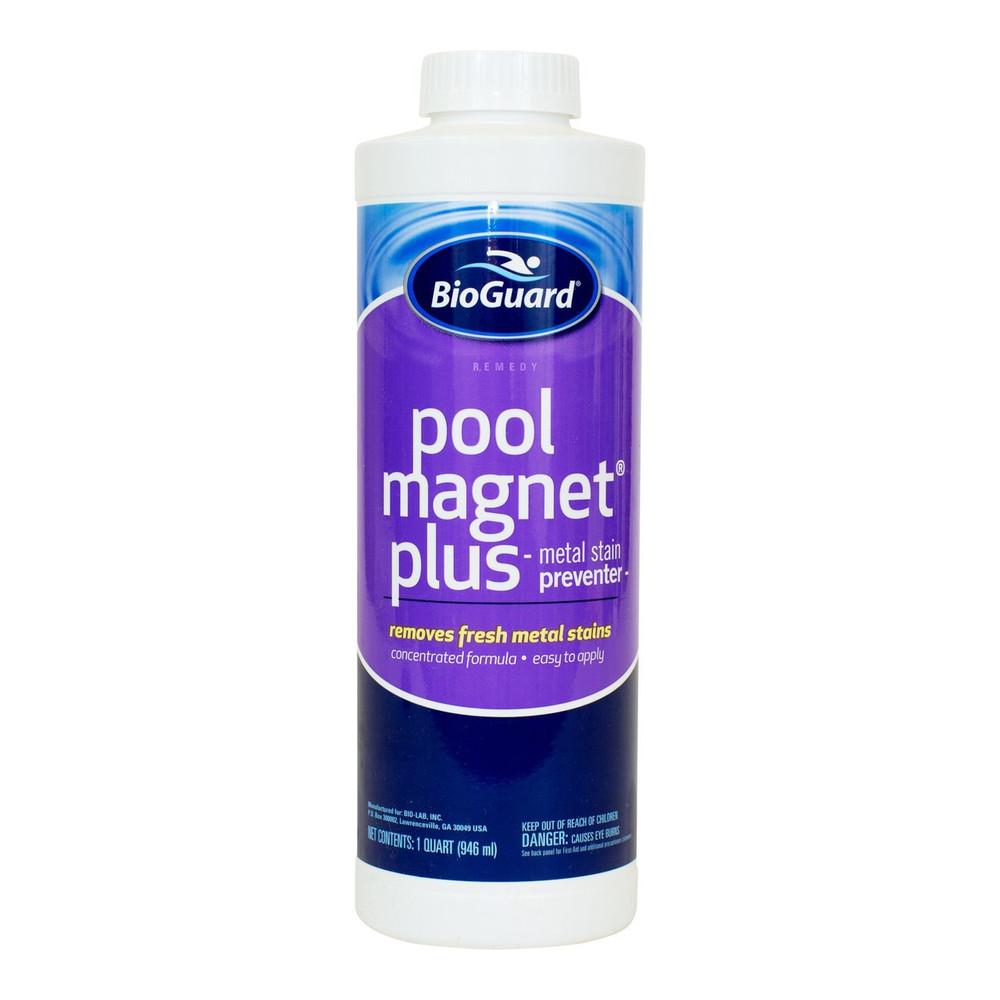 Bioguard Pool Magnet Plus 1 Qt E Z Test Pool Supplies