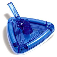 Swimline Clear Triangular Vacuum Head 8145 (SWL-40-1176)