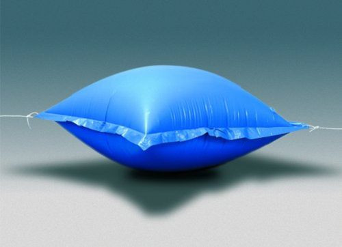 GLI 4' X 4' Blue Air Pillow (50-0404AP)