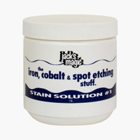 Jack's Magic Stain Solution #1 - The Iron, Cobalt & Etching Stuff