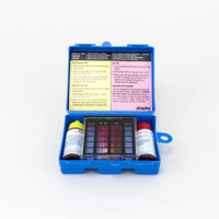 Taylor Residential Basic Kit Classic Case Bromine and Chlorine (Hi Range) DPD/pH French (K-1001F)