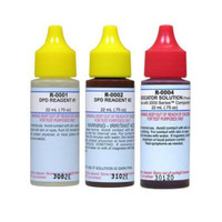 Taylor Replacement Reagent Refill Kits - Basic Refill Kit - 3/4 oz. (Taylor Replacement Reagent Refill Kits 3/4 oz.)