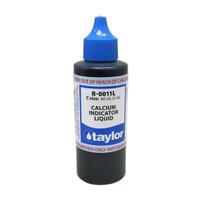 Taylor Calcium Indicator #11 Reagent - 2 Oz. (60 mL) Dropper Bottle (R-0011L-C)
