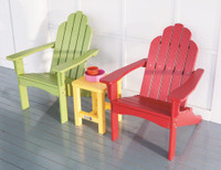 Kids Adirondacks Set