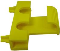 Yellow Handle Latch