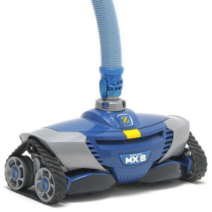 Zodiac MX8 Pool Cleaner Inground Suction Side Pool Cleaner (MX8)