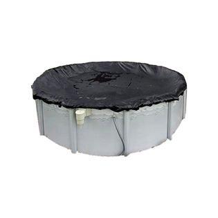 GLI 28' Round Above Ground Mesh Pool Cover (45-0028RD-ESM-3-BX)