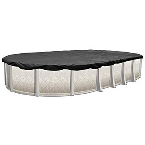 GLI 15/16 X 24/25 Oval Above Ground Mesh Pool Cover (45-1625OV-ESM-3-BX)