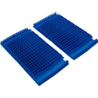 Maytronics Brush PVC Diagonal CB Light Blue 2-Pack 6101609-R2