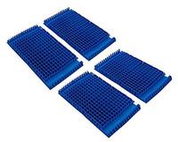 Maytronics 4-pack Blue Pro X2 Climbing Brush (6101655-R4),  890908002592