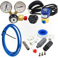 Pentair CO2 Kit w/diffuser, solenoid and regulator (714000070)