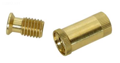Meyco Brass Screw Type Anchor Threaded (BCA1)