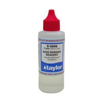 Taylor Base Demand #6 Reagent- 2 Oz. (60 mL) Dropper Bottle (R-0006-C)