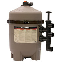 Hayward Pro-Grid Vertical Grid D.E. 36 sq. ft. In Ground Pool Filter (W3DE3620)