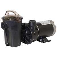 Hayward Power-Flo LX Series 1-1/2HP Vertical Above Ground Pool Pump with 6' Cord (W3SP1580X15)