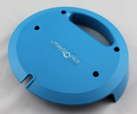 Maytronics Side Cover Pulley MBC5 Light Blue 9991068
