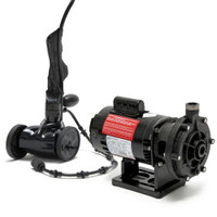 Polaris PLS280BLK 280 BlackMax Pressure Side Automatic Pool Cleaner And PB-4 60 Booster Pump