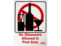 Poolstyle No Glassware Allowed (Ps246)
