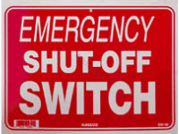 Poolstyle Emergency Shut Off Switch (Ps247)