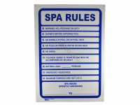 Poolstyle Spa Rules (Ps249)