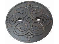 Casa Newport Metal Skimmer Lid (20-01011)