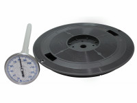 Pentair Skimmer Lid W/ Thermometer  (L1G)