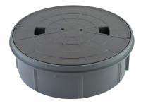 Pentair Skimmer Lid & Deck Ring  (510327)