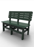 """Sister Bay Country 48"""" Bench (MCTY-48) Your image was added to the product."""