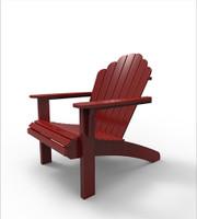 Sister Bay Hampton Adirondack Chair (MHMT-A)