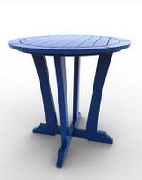 Sister Bay Laguna 30″ Bistro Table (MLAG-DT30)
