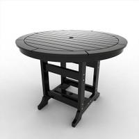 Sister Bay Laguna 48″ Counter Table (MLAG-DT48C)