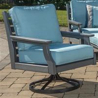 Sister Bay Maywood Lounge Chair Swivel/Rocker (MMAY-LCSR)