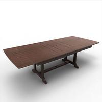 Sister Bay Napa Extension Table (MNAP-76-100)