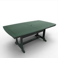 Sister Bay Napa 43″ x 76″ Dining Table (MNAP-DT)