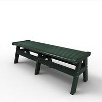Sister Bay Newport 60″ Bench (MNEW-B60)
