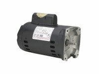 Century B849 B849 56Y Square Flange 1-1/2 HP Full Rated Pool Spa Pump Motor, 10A 230V, A.O. Smith (MGT-60-5113)