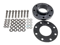 "Pentair 6"" Flange Assembly Kit with Gasket and Stainless Steel Hardware 357263 (PUR-101-7263)"