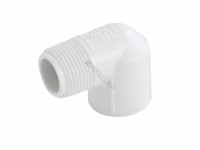 "Pentair Plastic Street 3/4"" Elbow LB17A (LET-201-2428)"