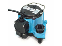 Big John Sump Pump W/ 10' Cord