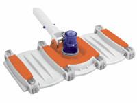 PoolStyle Vacuum Head Flexible Fun Style K302CS/SCP (PSL-40-0962)