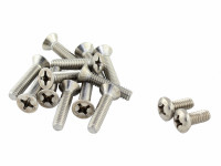 Face Plate Screw Set