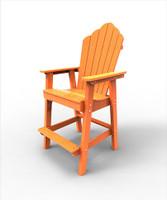 Sister Bay Yarmouth Bar Chair (MYAR-DCB)