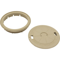 Custom Molded Products Skimmer Cover and Collar (Round) Tan #25544-919-000 (CTM-251-1135)