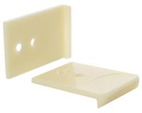 Aqua Products Lock Tabs - Natural, Pack of 2, A9204N (AQP-201-1015)