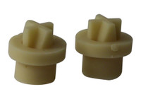 Stenner Check Valve Duckbill only, Package of 2, UCCVDB0 (GHS-451-4048)