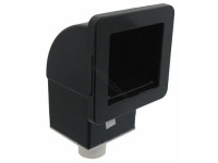 Black Front Access Spa Skimmer