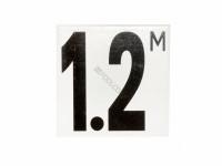 Metric 1.2m Fp Depth Marker