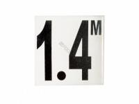 Metric 1.4m Fp Depth Marker